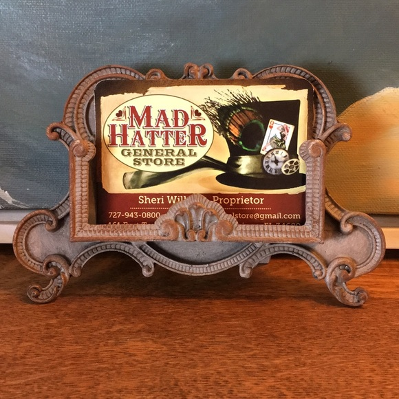 Other - Victorian Business Card Holder